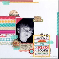 kids favorites #layout