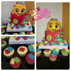 Torta lego #lego cake