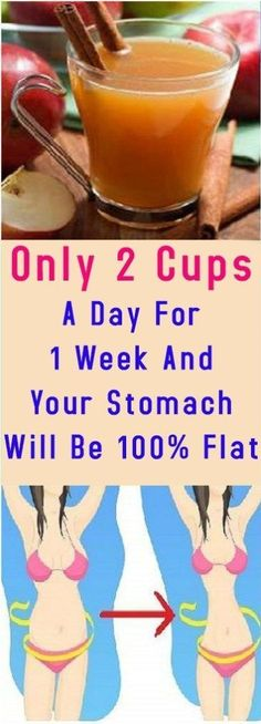 Only 2 Cups A Day For 1 Week And Your Belly Will Be 100% Flat Results Guaranteed! | Worthy Tips and Tricks