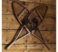 Vintage Snow Shoes available at www.cabinfeverdecor.com
