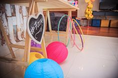 Festa Ginastas | Macetes de Mãe Ale, Party, Gymnastics Party, Candy Table, Decorative Objects, Creativity, Ideas, 9 Year Olds, Beer
