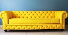 O sofá mais lindo e