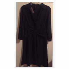 Black BCBG Maxazria Dress Black BCBG Maxazria Dress - never worn Dresses
