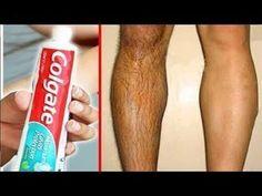 Isso REMOVE PELOS faciais,Pubianos ,axilas e pernas PERMANENTEMENTE e em casa! - YouTube