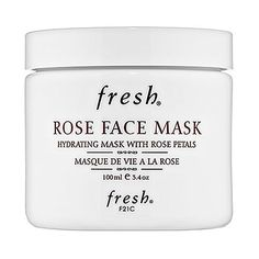 Infused with real rose petals, this mask is as luxurious as any spa treatment. #Sephora #SephoraItLists —Teresa L., Digital Marketing Intern