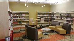 For years we have designed & installed custom library furniture for public, private & school libraries. Let us be your go to library furniture supplier! Beautiful Library, Library Furniture, Private School, Berlin, Bookcase, Public, Shelves, Design, Home Decor