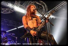 Deströyer 666 - death/thrash metal - Australie (Hellfest 2014)