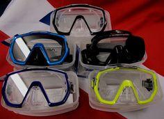 TUSA Freedom Elite Mask scuba diving equipment snorkeling silicone M1003 #TUSA