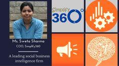 Expert Talk: Ms. Sweta Sharma, COO, Simplify360