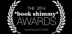 The 2014 *Book Shimmy* Awards Winners! | Blog | Epic Reads