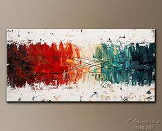 Crystal Clear-Abstract Art Painting Image  Www.carmenguedez.com