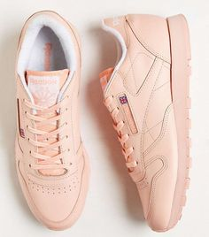 Reebok X UO Coral Spirit Running Sneaker - Urban Outfitters Cute Sneakers, Running Sneakers, Shoes Sneakers, Nike Shoes Cheap, Nike Shoes Outlet, Baskets, Coral Shoes, Vintage Style Shoes, Vogue