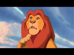 The Lion King: Bloopers & Outtakes....Real cast bloopers that were later animated! Love love love!!