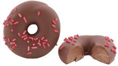 Chocolate de Leite e Creme de Morango