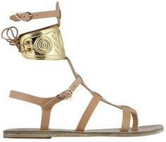 Ancient Greek Sandals x ilias LALAoUNIS