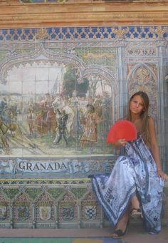 ¿Qué os parece este outfit de Polina en @Chicisimo ? #moda #venca