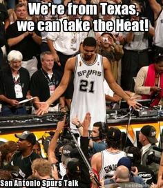 Go Spurs, Go =-= and a Million Cheers For Our Lovable, Respectable & Reliable Captain Tim Duncan !! <3