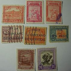 GUATEMALA     EARLY   STAMPS,.,.. - http://stamps.goshoppins.com/latin-american-stamps/guatemala-early-stamps/
