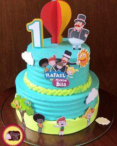 Bento, Bernardo, Birthday Cake, Party, Desserts, Lucca, Gabriel, Food, Birthday Cakes