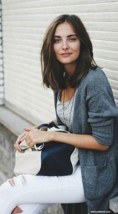21 Fantastic Easy Shoulder-Length Hairstyles