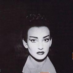 Maria Callas, Medea. 1957.