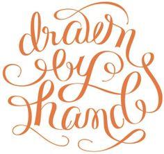 "Typeverything.com - ""Drawn by Hand"" by Camila... - Typeverything — Designspiration"