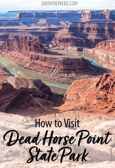 Dead Horse Point Sta