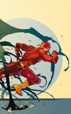 The Flash - Pascal Ferry