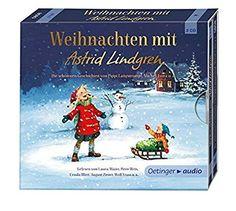 Weihnachten Mit Astrid Lindgren - wunderschöne Weihnachtsgeschichten für Kinder, toll zum gemeinsamen Kuscheln und zuhören.