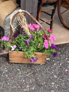 Stop over at rt. 522 country crafts in beaver springs to get your flowers!