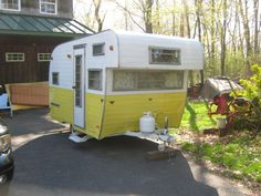 1969 BEELINE VINTAGE TRAVEL TRAILER VINTAGE CAMPER in RVs & Campers | eBay Motors