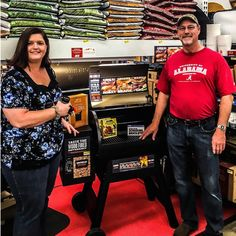 Thanks to Perry & Sherry McKinley for choosing us for your new Traeger Pro 22. We can't wait to see the great things that you'll grill up!  @traegergrills #TraegerGrills @bbq_dripez #DripEZ#AndrewsSaraland #acehardware Reposted Via @andrewshardwaresaraland