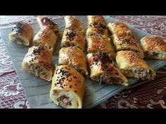 شنيك مالح بالطون بمداق البيتزا سهل جدا و لذيذ مع طبخ ليلى chnique salé - YouTube