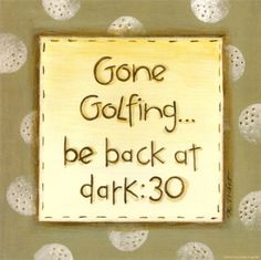 Expert Golf Tips For Beginners Of The Game. Golf is enjoyed by many worldwide, and it is not a sport that is limited to one particular age group. Not many things can beat being out on a golf course o Golf Humor, Sports Humor, Girls Golf, Ladies Golf, Disc Golf, College Football, Softball, Nascar, Thema Golf