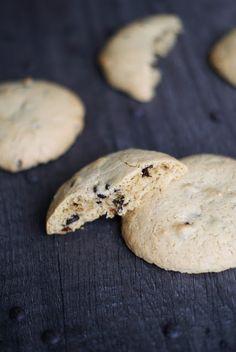 Chocolate Chip Cookies mit Cashewmus