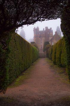 Crathes castle Scotland