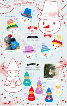 プラバンでハッピークリスマス★|I love POSCA |POSCA SOCIAL MUSEUM |ポスカミュージアム|三菱鉛筆株式会社