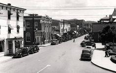 Main & Royal 1939 , Front Royal, VA
