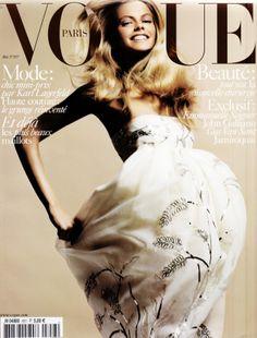 Julia Stegner/Vogue Paris May 2005