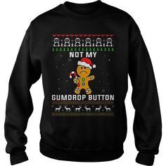 Gingerbread Not My Gumdrop Button Ugly Christmas Sweater, Shirt, Hoodie, Longsleeve T-Shirt Gingerbread Not My Gumdrop Button Ugly Christmas Sweater is a awesome shirt about topic Gingerbread Not My Gumdrop Button Ugly Christmas that our team designed for you. LIMITED EDITION with many style as longsleeve tee, v-neck, tank-top, hoodie, youth tee. This shirt has different color and size, click button bellow to grab it. >>Buy it now: https://kuteeboutique.com/shop/gingerb