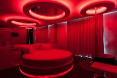 This is the five senses bedroom Afrodite MTL-Motel in Portugal