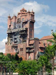 Disney World's Tower of Terror