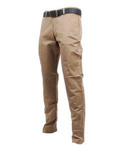 FLATSEVEN Mens Slim Fit Chino Pants Trouser Premium Cotton (CH101) Beige, Size L FLATSEVEN #mens pants #denim #clothing men #mens clothes #trouser #slim fit pants #pants