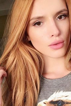 Bella Thorne Just Documented Getting Eyebrow Tattoos and It's FASCINATING
