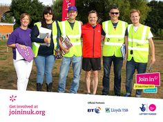 Everyone enjoyed attending the Join In Summer 2013 event in Chelmsford. We worked closely with one of our partners Parkrun to host an amazing day and were joined by none other than Eddie Izzard.