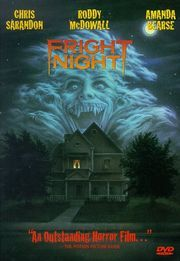 Fright Night (1985) this movie ruined my childhood. Need to find it on DVD