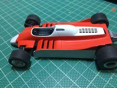Slot Cars, Alfa Romeo, Slot Car Tracks