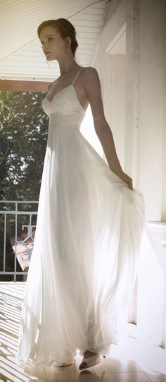 Wedding Dresses by Flora Bridal 2014 | bellethemagazine.com
