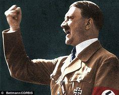 Hitler heeft een machtige uitstraling