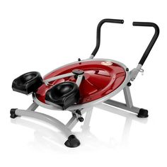 AB Circle Pro Abs Exercise & Workout Machine DVD